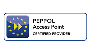 Peppol certified