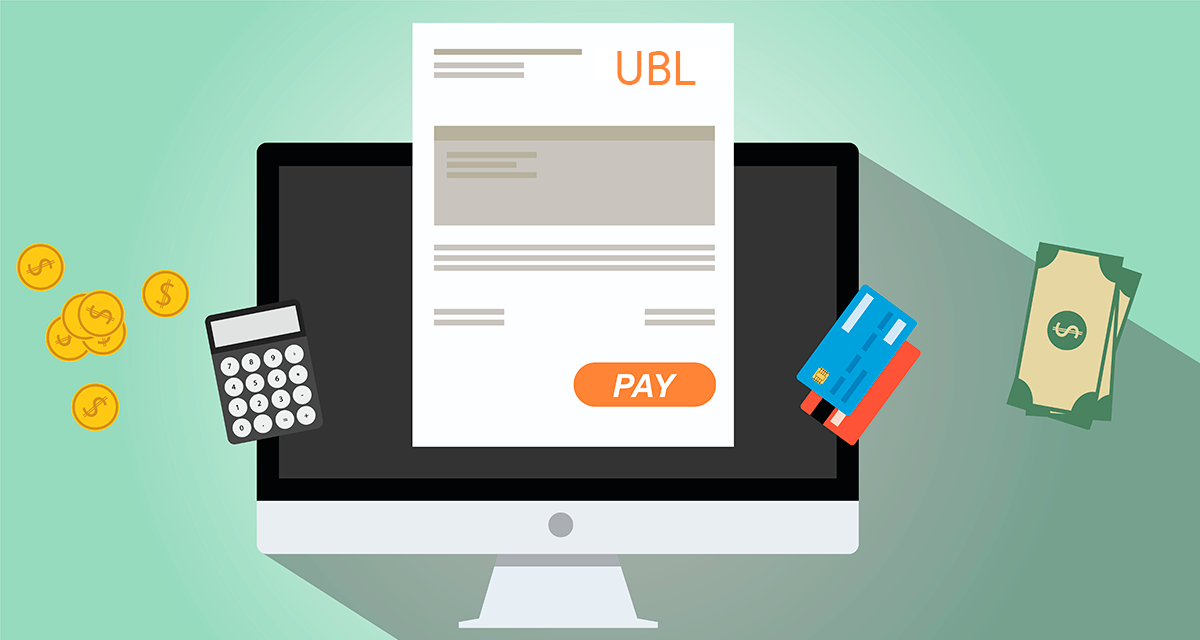 Creating an ubl invoice for e-invoicing with Peppol.