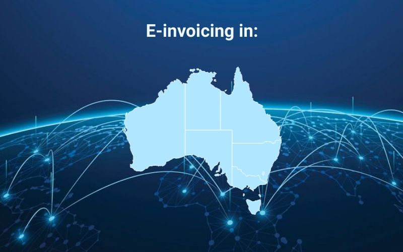 Peppol & E-invoicing in Australia.