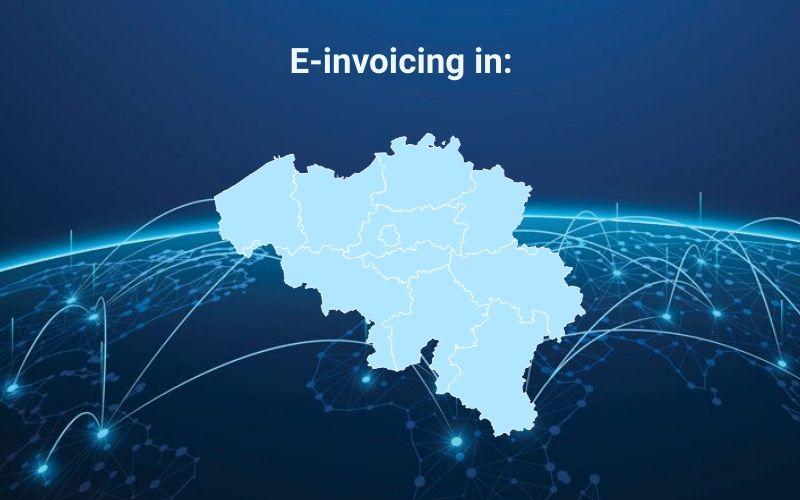 Peppol & E-invoicing in Belgium.
