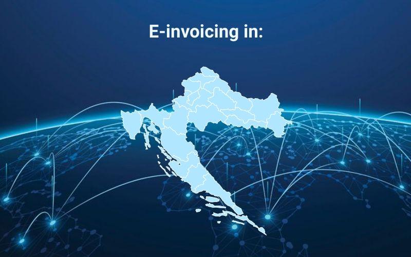 Peppol & E-invoicing in Croatia.