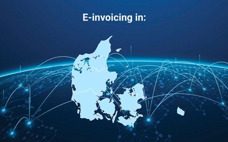 Peppol & E-invoicing in Denmark.