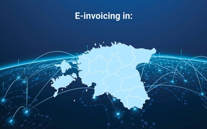 Peppol & E-invoicing in Estonia.
