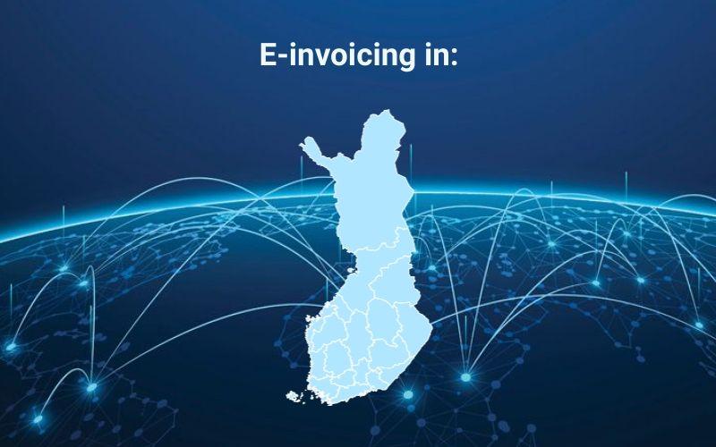 Peppol & E-invoicing in Finland.
