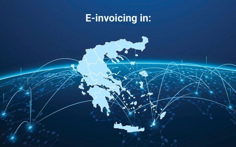 Peppol & E-invoicing in Greece.