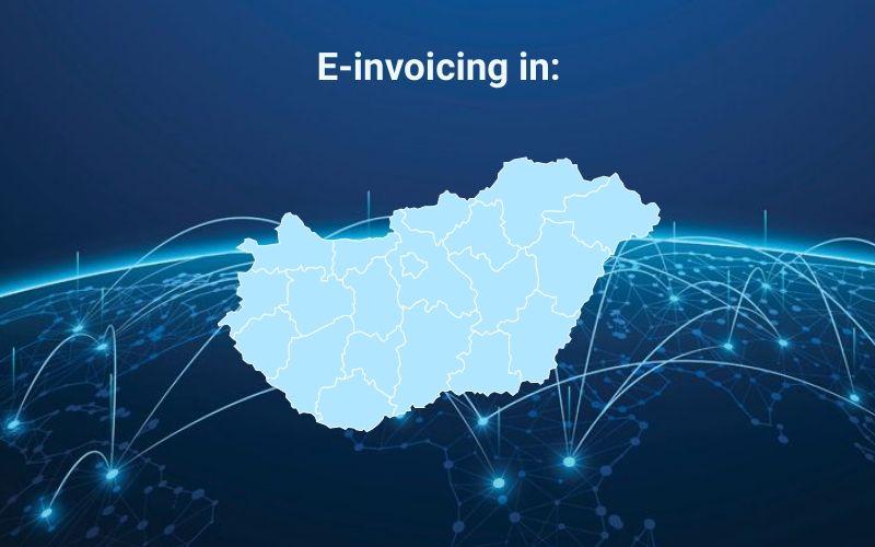 Peppol & E-invoicing in Hungary