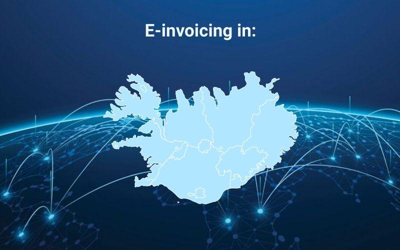 Peppol & E-invoicing in Iceland.