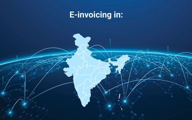 Peppol & E-invoicing in India.