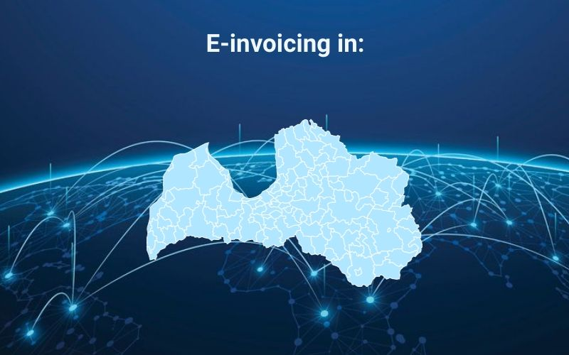 Peppol & E-invoicing in Latvia.
