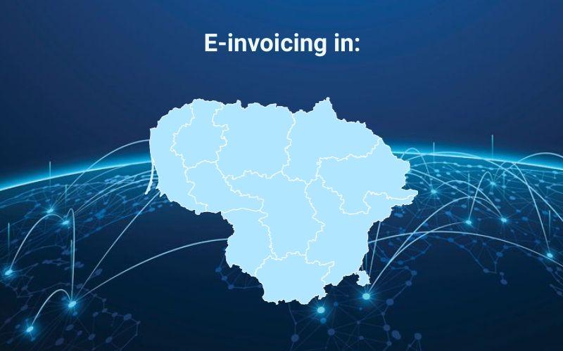 Peppol & E-invoicing in Lithuania.