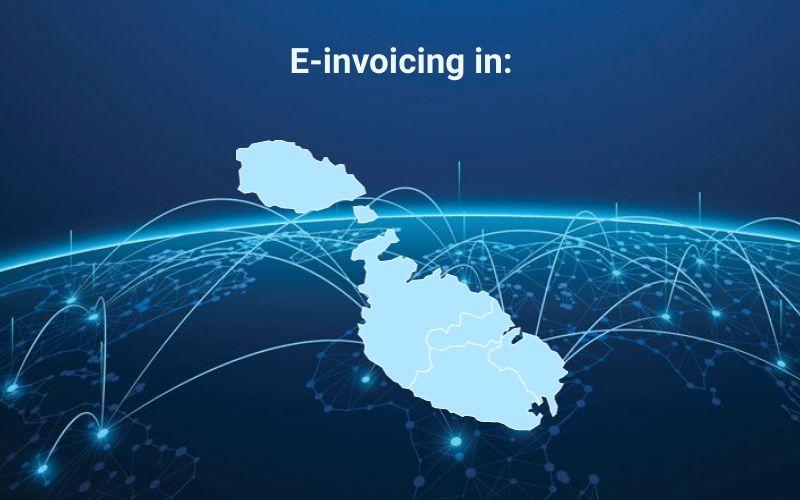 Peppol & E-invoicing in Malta.