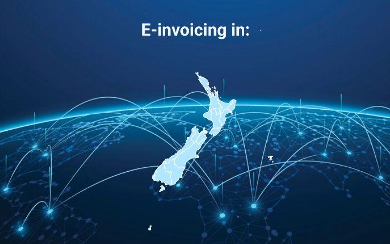 Peppol & E-invoicing in New Zealand.