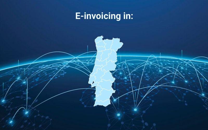 Peppol & E-invoicing in Portugal.