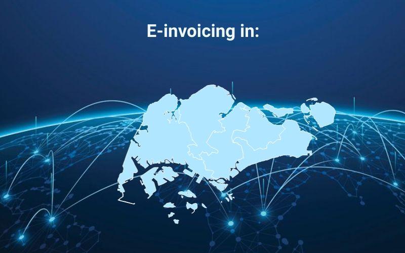 Peppol & E-invoicing in Singapore.