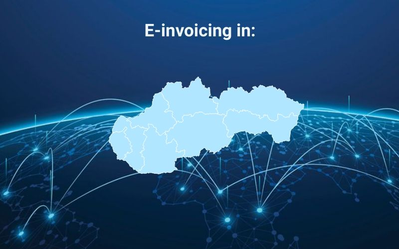 Peppol & E-invoicing in Slovakia.