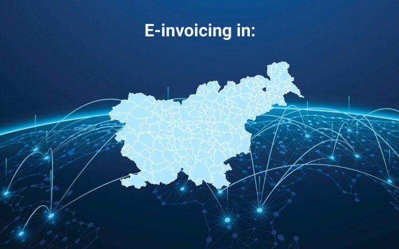 Peppol & E-invoicing in Slovenia.
