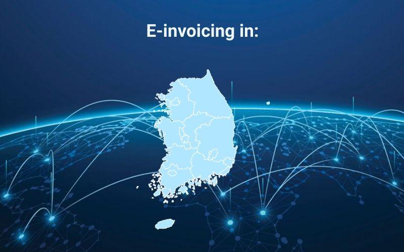 Peppol & E-invoicing in South-Korea.