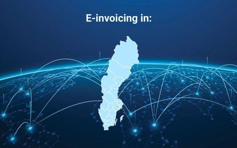 Peppol & E-invoicing in Sweden.
