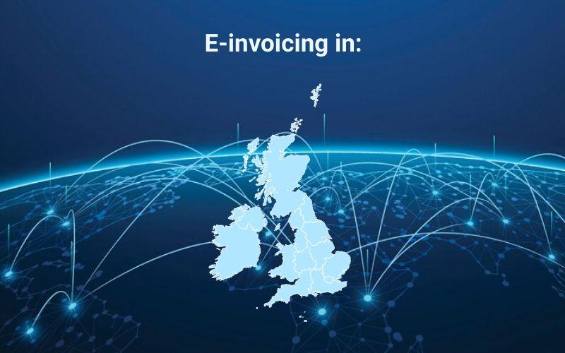 Peppol & E-invoicing in the United Kingdom.